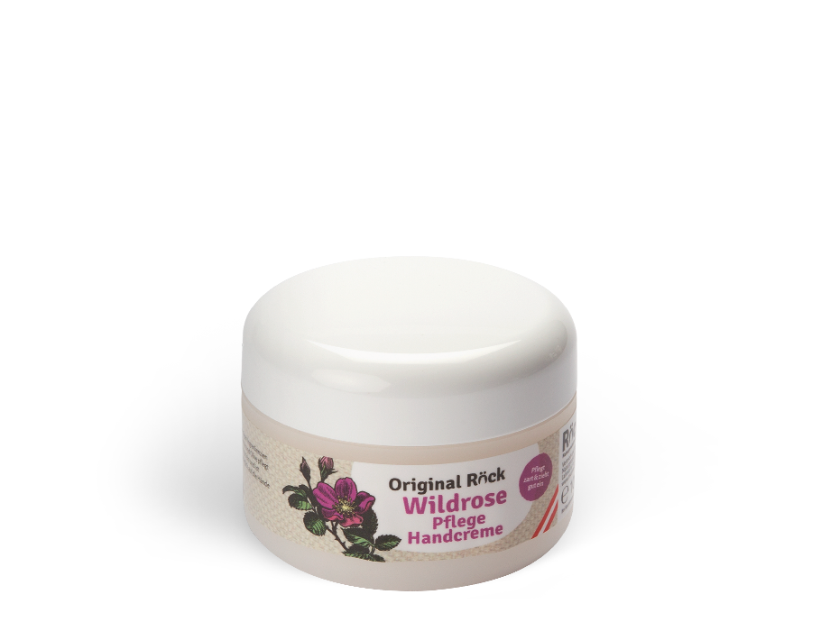 Wild Rose Hand Care Cream